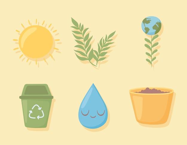 Ecologie en milieu