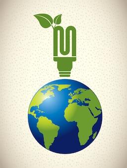 Ecologie lamp