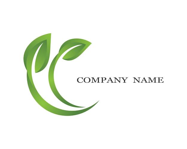 Ecologie logo ontwerp