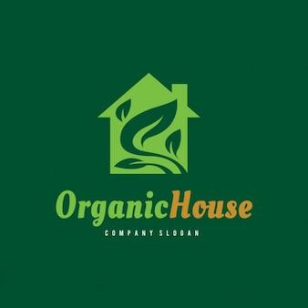 Ecologie logo template
