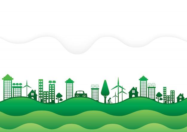 Ecologie milieuvriendelijk.
