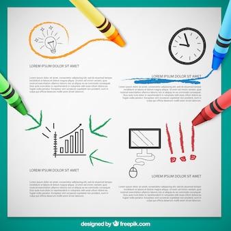 Educatieve infographic