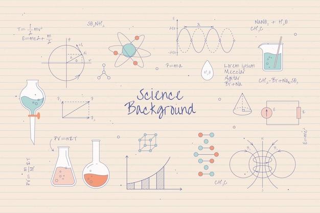 Educatieve wetenschap concept