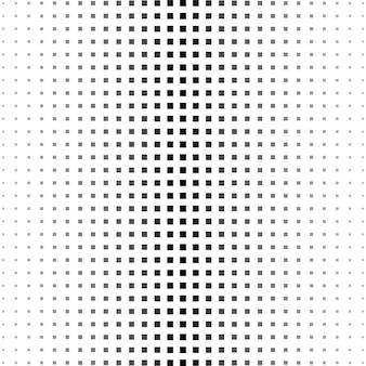 Een abstracte zwart-witte halftone achtergrond
