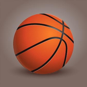 Een basketbal