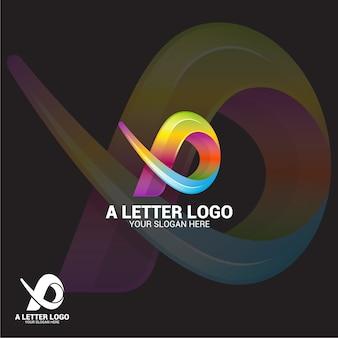 Een brief-logo
