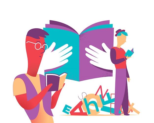 Een geweldig boek red je leven elke dag