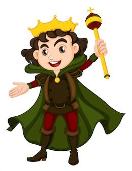 Een jonge prins