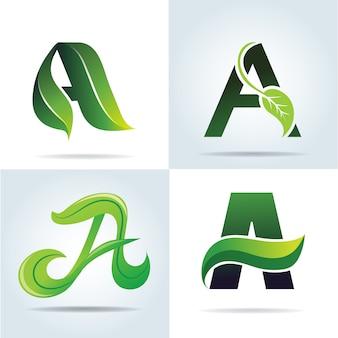 Een letterpictogram