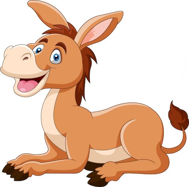 Een leuke illustratie van het ezelsbeeldverhaal