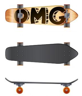 Een skateboard