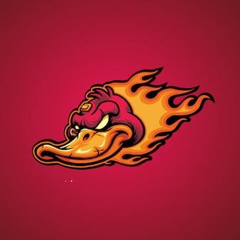 Eendenvlam