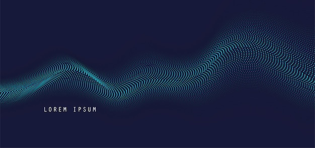 Eenvoudig abstract halftooneffect als achtergrond. ontwerp met minimale stippen