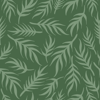 Eenvoudig patroon vector illustratie laat ornament
