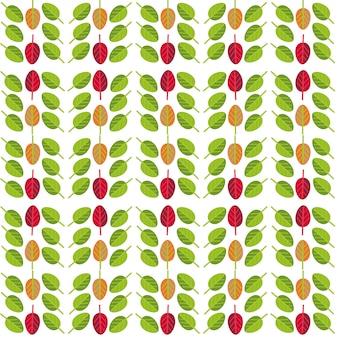 Eenvoudig rij naadloos patroon
