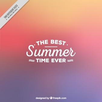 Eenvoudige abstracte achtergrond van de zomer