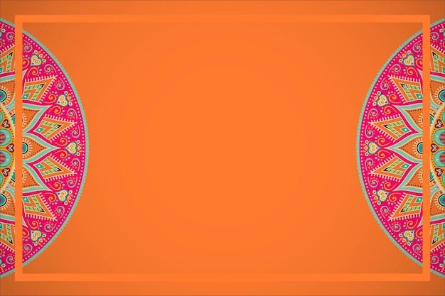 Eenvoudige achtergrond met geometrische elementen