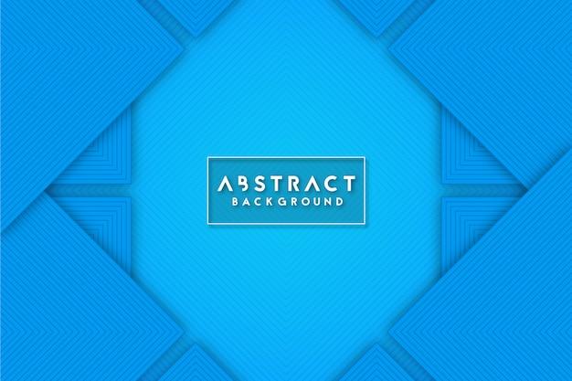 Eenvoudige blauwe abstracte achtergrond