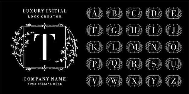 Eerste collectie logo-ontwerp