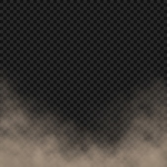 Effect van stof of vuile lucht
