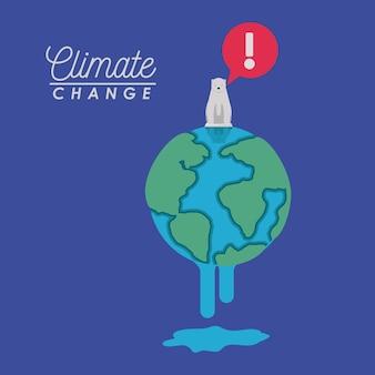 Effecten van klimaatverandering