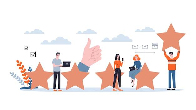 Efficiëntieconcept, creatief bedrijfsproces in team. ontwikkeling
