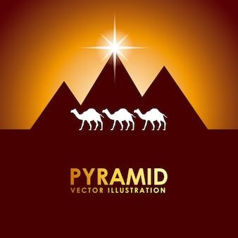Egypte piramide