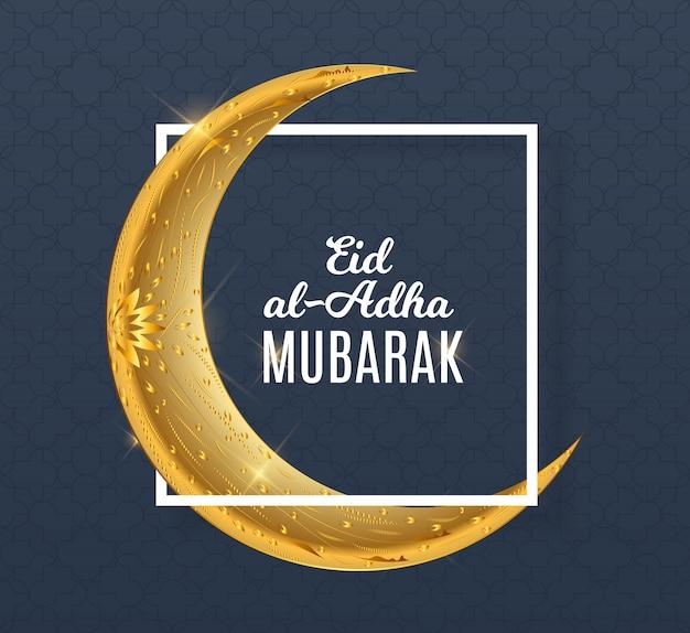 Eid al-adha, kurban bayrami moslim offerfeest.