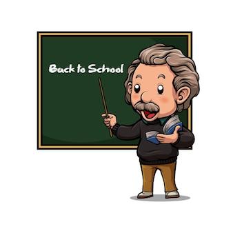 Einstein leraar