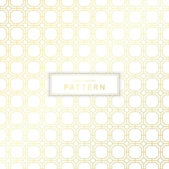 Elegant geometrisch patroon