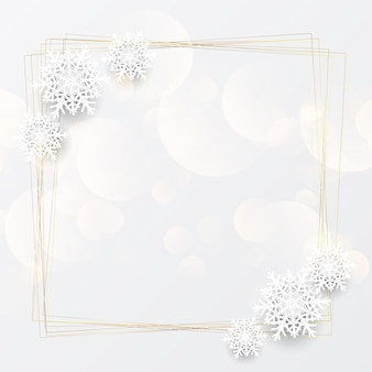 Elegant kerst achtergrond