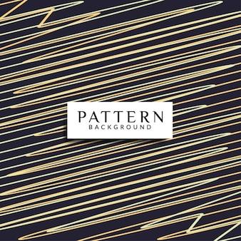 Elegant modern patroon achtergrond