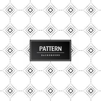 Elegant naadloos minimaal patroon