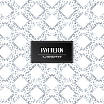 Elegant naadloos patroon minimaal