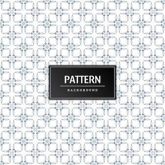 Elegant naadloos patroon