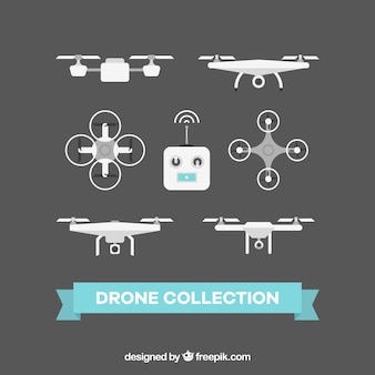 Elegant pak plat drones