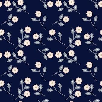 Elegant versier naadloos patroon