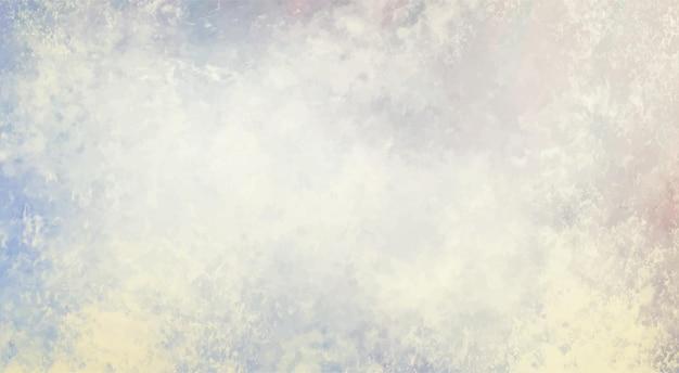 Elegante aquarelachtergrond met zachte kleuren