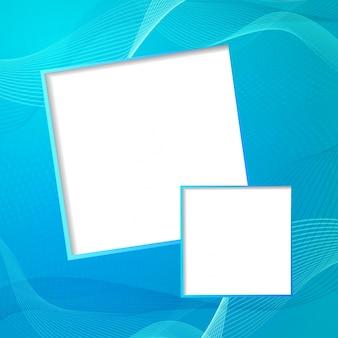 Elegante blauwe achtergrond