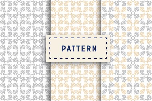Elegante geometrie patronen.