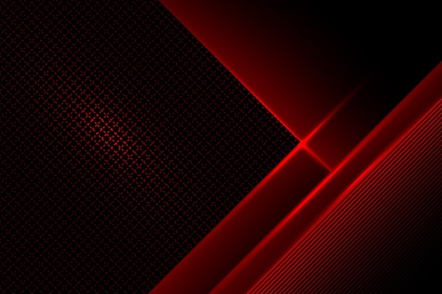Elegante geometrische vormen screensaver