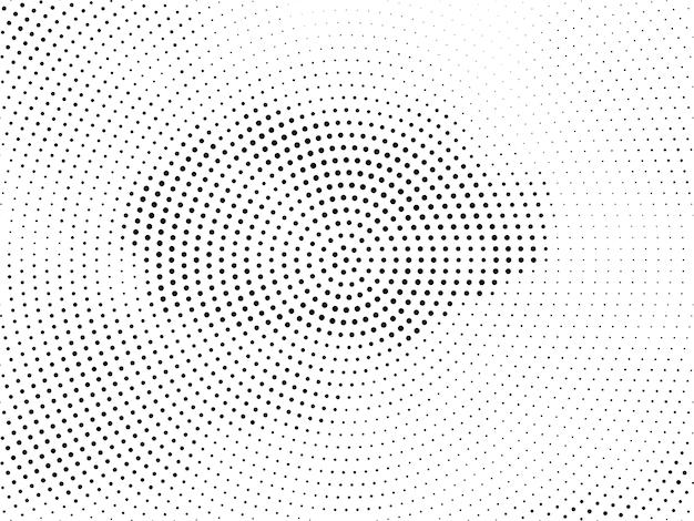 Elegante halftone ontwerp moderne vector als achtergrond