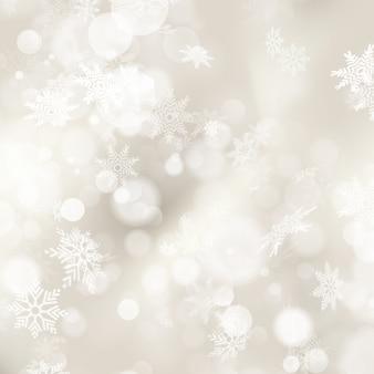 Elegante kerst achtergrond.