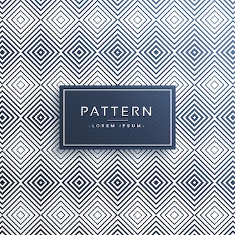 Elegante lijn patroon vector achtergrond