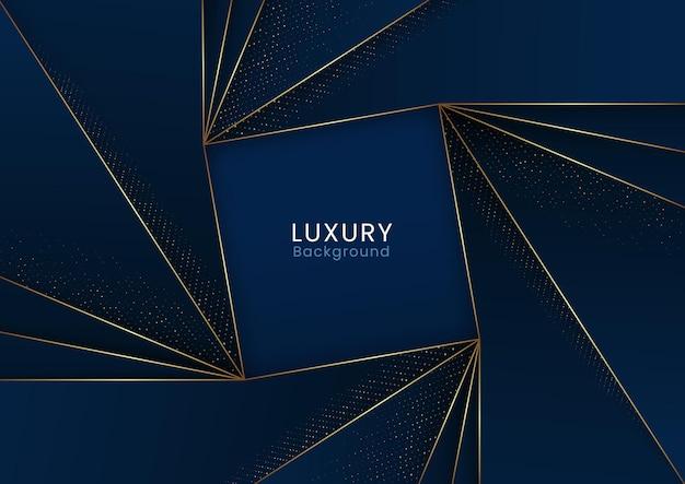 Elegante luxeachtergrond met verschillende vormen