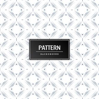 Elegante naadloze minimale patroonachtergrond