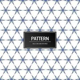 Elegante naadloze patroon achtergrond