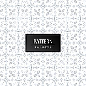 Elegante naadloze patroonachtergrond