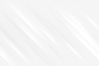 Elegante witte achtergrond met glanzende lijnen