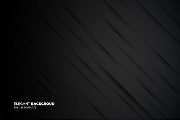 Elegante zakelijke achtergrond met lijnen sjabloon